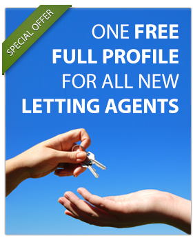 Letting Agents Tenant Referencing Special Offer